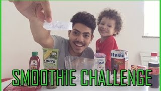 SMOOTHIE CHALLENGE | Isaac do VINE