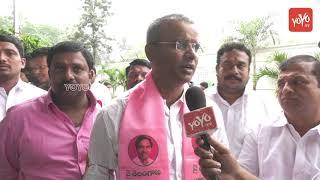 Quthbullapur MLA Vivek about TRS Working President KTR | Telangana | CM KCR