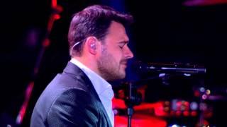Клип Emin - Ангел Бес ft. Ириша Дубцова (live)