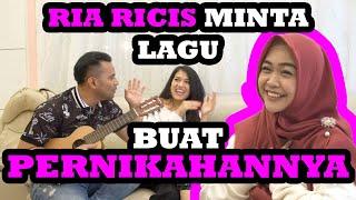 Download lagu RICIS MENANGIS SAAT DITANYA SOAL MANTAN !!!