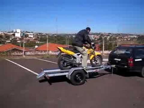 moto basculante descida