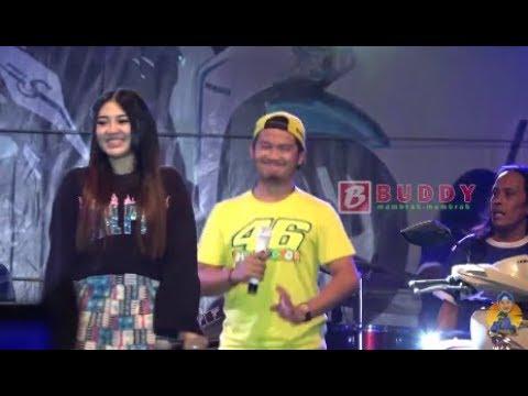 Via Vallen - Sayang LIVE Alun - Alun Kidul JOGJA Launching Yamaha Mio S