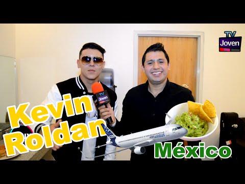 Entrevista: Kevin Roldan – Tv Joven México (2016) videos