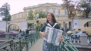 """Maybe"" - Maria Selezneva - Accordeon - Saint-Petersburg"