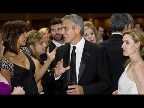 George Clooney's Obama Fundraiser Could make $15 Million