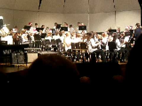 Rony Band Concert Thurston Middle School