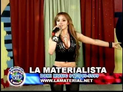 La Materialista-El Sapito(version femenina)