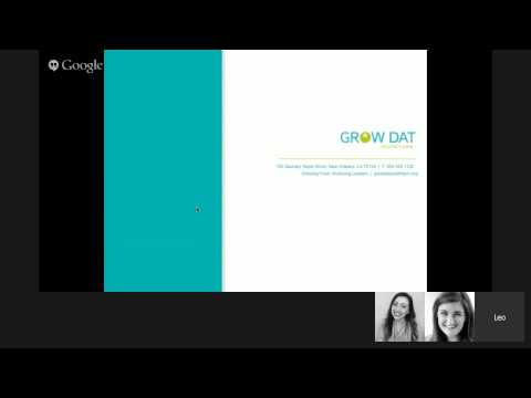 Food Tank Webinar Series: Grow Dat Youth Farm