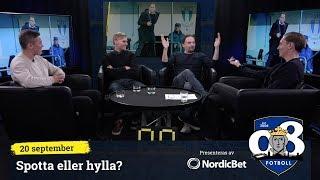 """08 Fotboll: """"Djurgården har bättre spelare på alla positioner"""""""