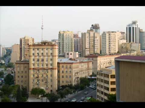 The Capital of Azerbaijan Baku