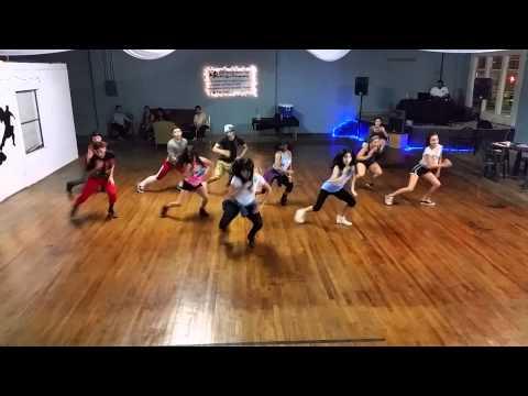 Anaconda choreography by VOP