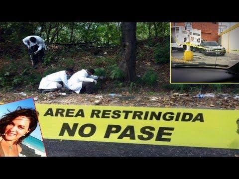 Asesinan a Monica Spear ex Miss Venezuela [Lugar y vehiculo donde murio a tiros monica]