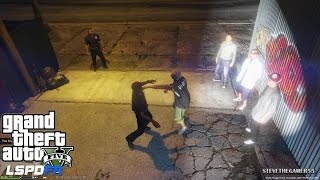 GTA 5 - LSPDFR - EPiSODE 26 - LET'S BE COPS - CITY PATROL (GTA 5 PC POLICE MODS)