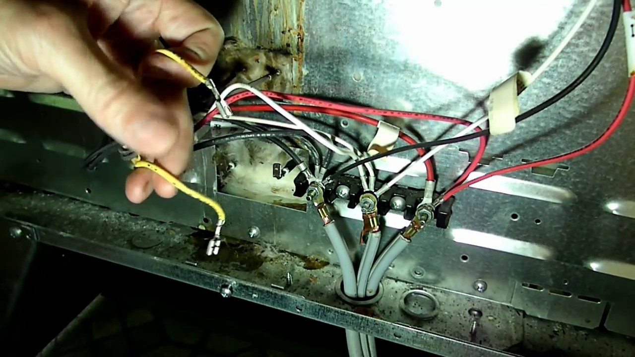 Electric Oven Repair