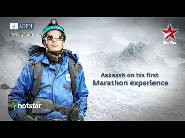 EVEREST: Aakaash shares his take on Gender Equality!