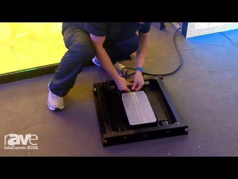 InfoComm 2015: YES TECH Showcases Magic Stage Modular LED Screen