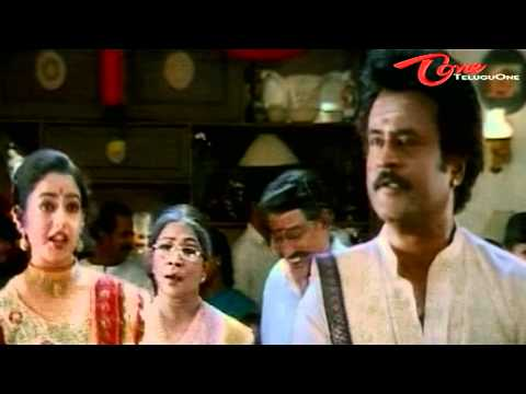 Soundarya Comedy Dialogues With Rajinikanth