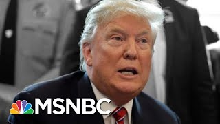 Trump: 'I Don't Really' See White Nationalism As A Rising Global Threat | The 11th Hour | MSNBC