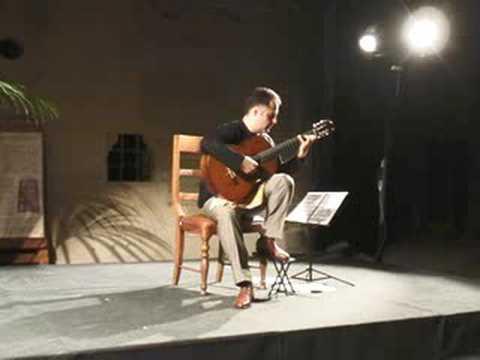 Invocation y danza-Joaquin Rodrigo chitarra Giorgio Albiani