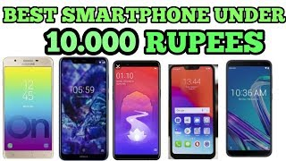 | top budget smartphones 2018 in india