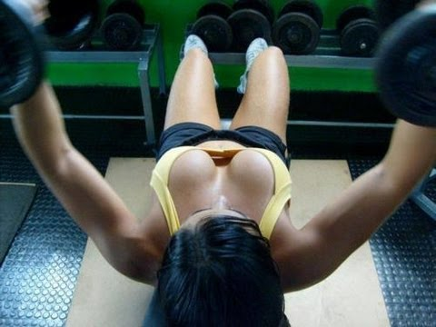 Fitness Motivation 2013 - I am a Girl And I Lift