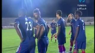Match Amical Club Africain vs Mauritanie 2ème mi tp Highlights 2016 2017
