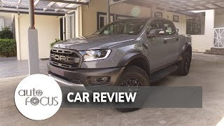 Auto Focus | Car Review:  Ford Ranger Raptor 2.0L Bi-Turbo Diesel