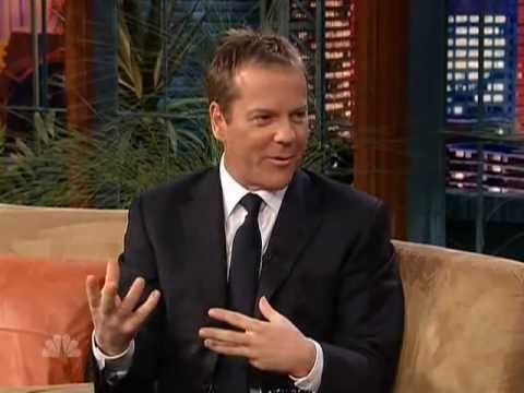 Kiefer Sutherland tells how is was mugged in LA