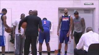 Knicks Night Live: Woodson Mic'd Up (10/8)