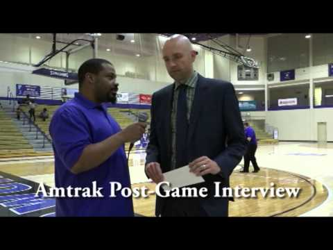 Cowboy Basketball against Western State Colorado Highlights and the Amtrak Post-Game Interview