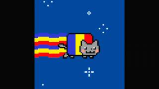 Romanian Nyan Cat [the one and only original]