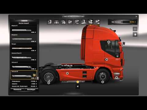 #287 Let's Play Euro Truck Simulator 2 [Deutsch] [Full-HD]