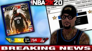 NBA 2K20 NEWS 🆕 YES LD2K DO THIS PLEASE 🔥 NO MORE ROAD TO 99 | PARK REP | PARK CARDS | 2K20  NEWS