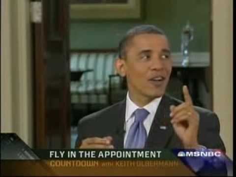 Obama Kills Fly During Interview