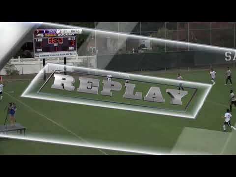 Dallas Christian vs SAGU (First Half) » NAIA Men's Soccer 2018