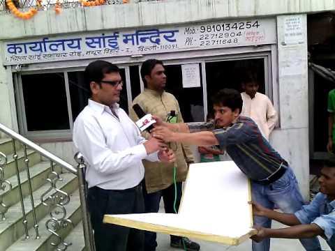 YASHWANT SINGH OF BHADAS4MEDIA.COM ACTING IN MOVIE TU HI RE