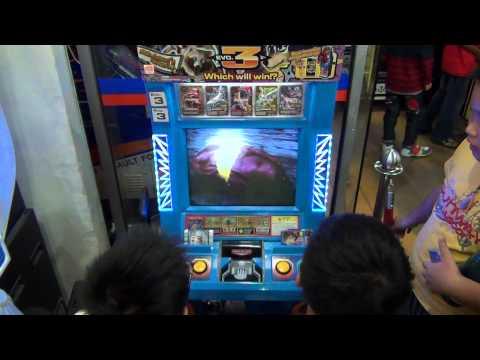 Animal Kaiser tournament final Orangutan vs Tanumaru 31 8 12