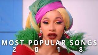 Download Lagu Top Most POPULAR Songs of 2018 Gratis STAFABAND