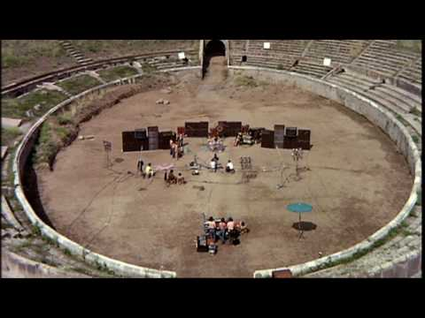 Pink Floyd  Live at Pompeii 1971 Full HD