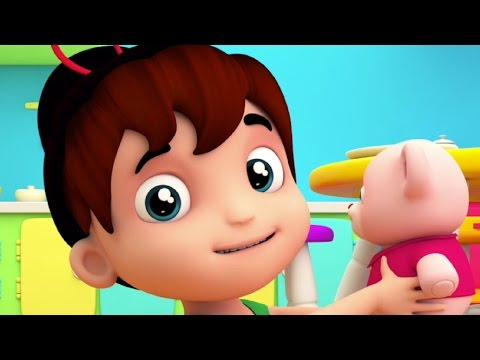 If You're Happy and You Know It | Nursery Rhymes | Kids Songs | Baby Rhymes