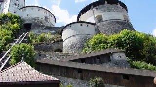 Heldenorgel auf der Festung Kufstein, 18.05.2016