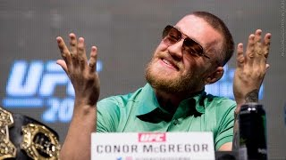 Conor McGregor vs. Nate Diaz 2 Press Conference