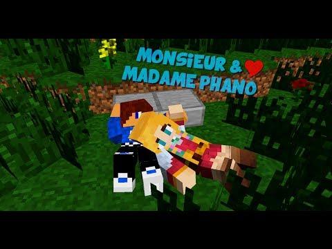 [SPEED ART] Siphano & Blondie en amoureux ! Mr & Mme PHANO