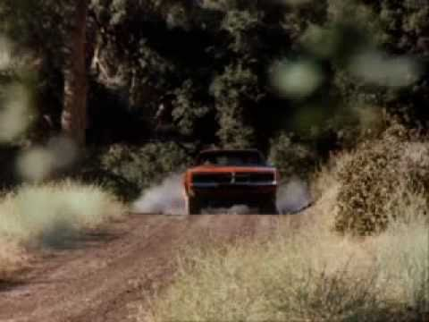 Dukes of Hazzard - General Lee Lifts Off.flv