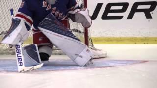 Machine vs Machine: Henrik Lundqvist Bauer Supreme 1S OD1N - Rebound Control