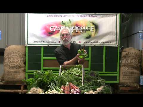 The Produce Beat - Local Produce Available Only in Spring