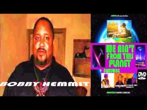 WE AIN'T FROM THIS PLANET feat Yaffa Bey , Bobby Hemmit & Intellectual Nuben Menkarayzz (DVD) (HQ)