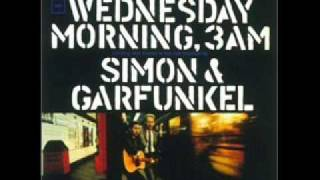 Watch Simon  Garfunkel Wednesday Morning 3 Am video