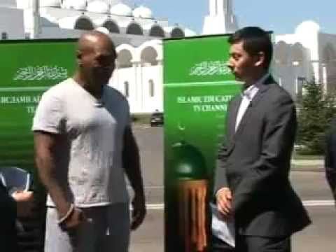 Майк Тайсон в Казахстане Mike Tyson in Kazahstan