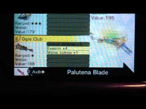 Kid Icarus Uprising How To Get Palutena Bow